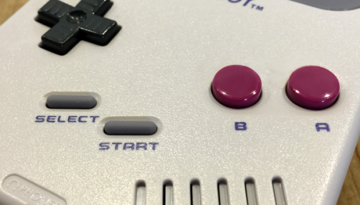 Game Boy celebrates its 25th European annniversary today