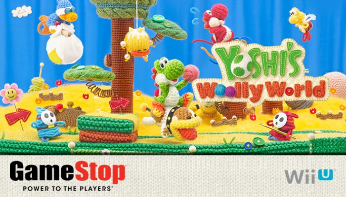 NoA: 'Yoshi's Woolly World GameStop demo event on 10/3'