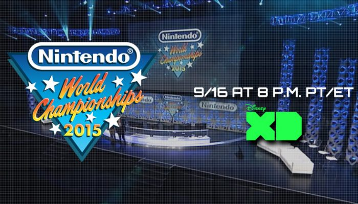 NoA: 'Nintendo World Championships coming to Disney XD'
