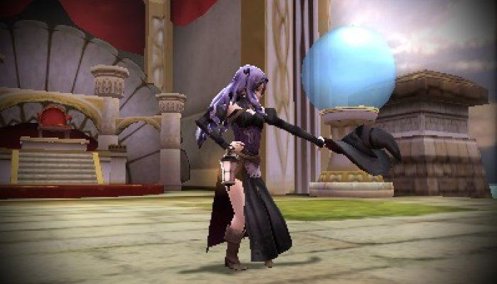 Fire Emblem Fates – Japanese DLC Screenshots