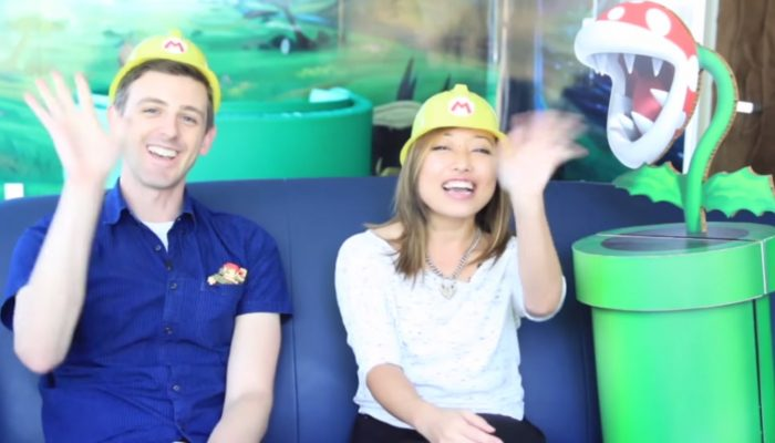 Nintendo Minute – Super Mario Maker SUP-tember Unboxing