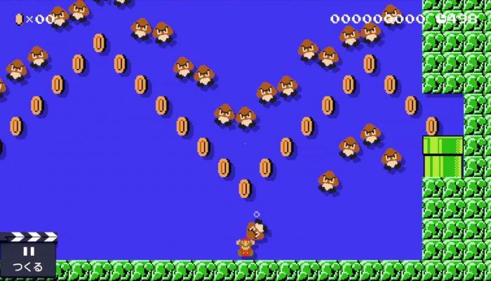 Super Mario Maker – First Japanese Arrange Commercial