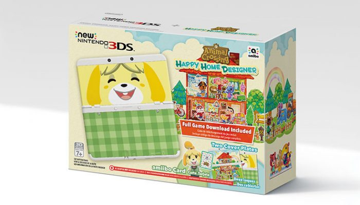 NoA: 'Nintendo announces two new Nintendo 3DS systems coming this fall'