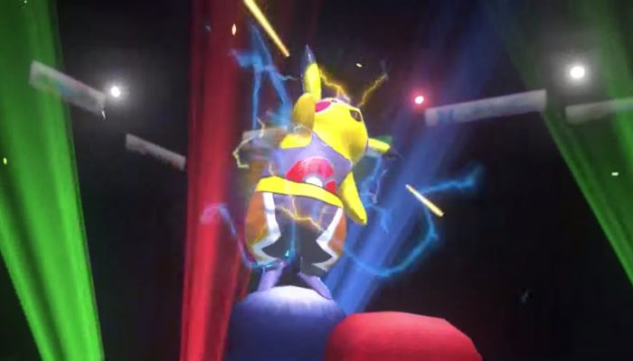 Pokkén Tournament – Pikachu Libré Trailer