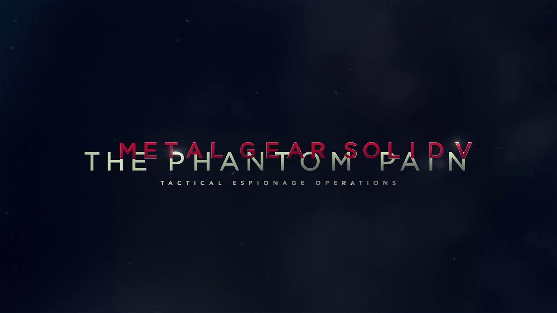 Media Create Top 20 Metal Gear Solid V The Phantom Pain
