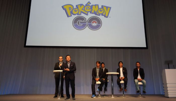 Pokémon: 'News From the Pokémon Go Announcement'