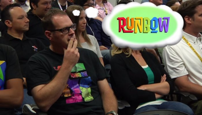 Runbow – Runbow at Nintendo Video