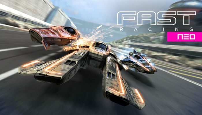 NoE: 'Nintendo eShop developer discussion: FAST Racing Neo with Shin'en'