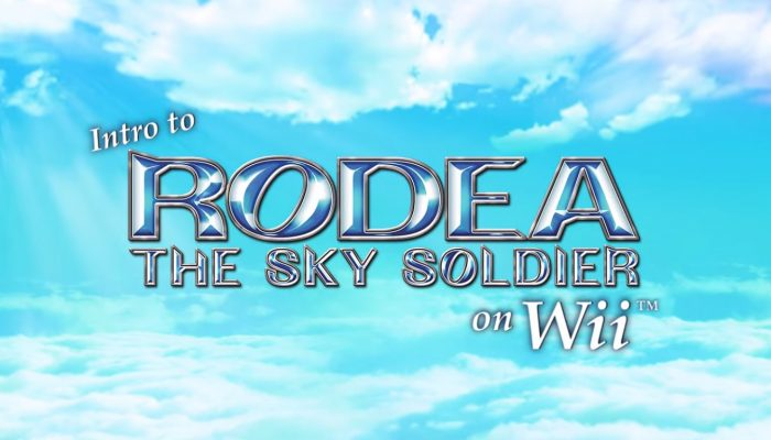 Rodea the Sky Soldier – Wii Gameplay Trailer
