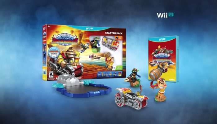 Skylanders SuperChargers – Getting Started