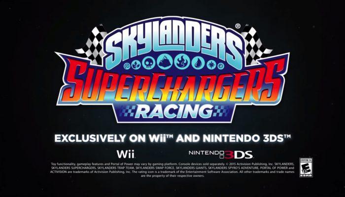 Skylanders SuperChargers Racing – Overview