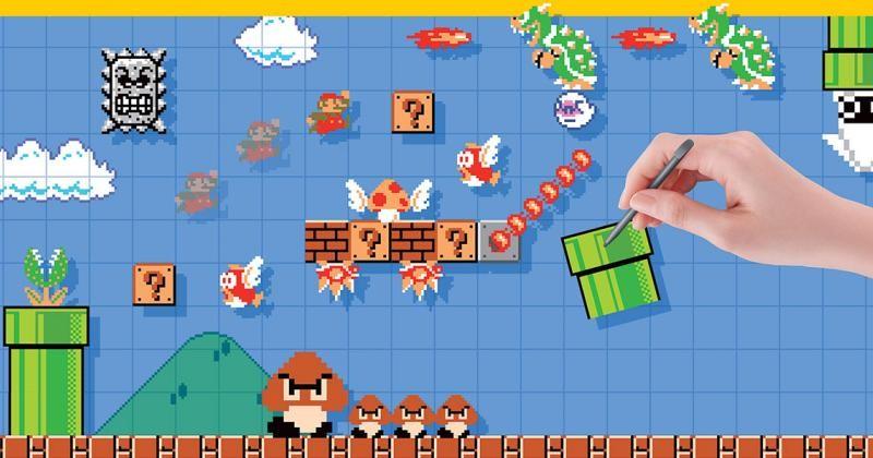 Media Create Top 50 Super Mario Maker