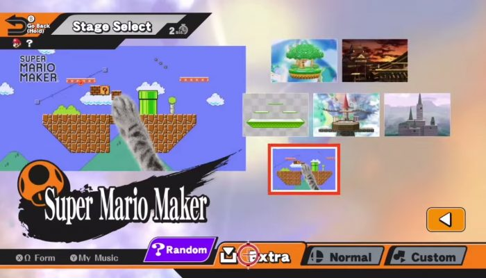 Super Smash Bros. for Wii U & Nintendo 3DS – Super Mario Maker Stage Incoming! Trailer
