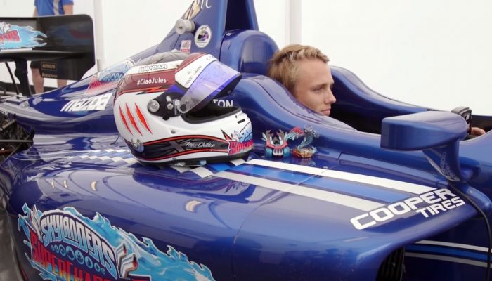 Skylanders SuperChargers – Speed-building Max Chilton's Race Car