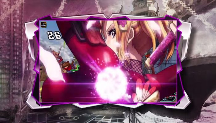 Project X Zone 2 – United Against Evil Trailer