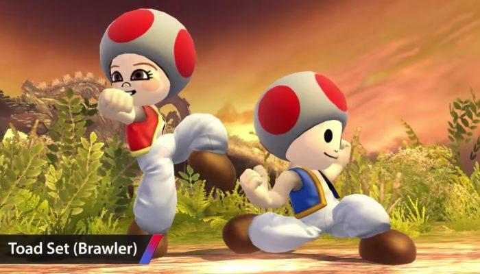 Super Smash Bros. for Wii U / Nintendo 3DS – Mii Fighters Suit Up for Wave Four Trailer