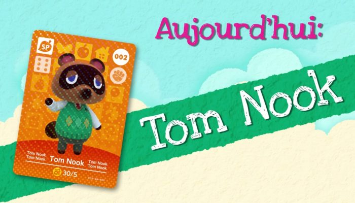 Animal Crossing : Happy Home Designer – Rencontrez Tom Nook