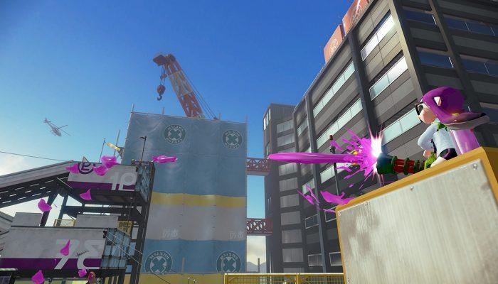 New weapon Mini Splatling soon available in Splatoon
