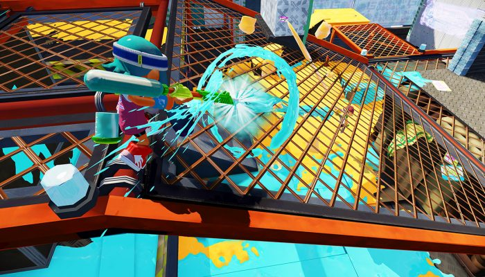 New stage Hammerhead Bridge soon available in Splatoon
