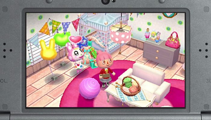 NoE: 'Discover the joy of home design at our Animal Crossing: Happy Home Designer website!'
