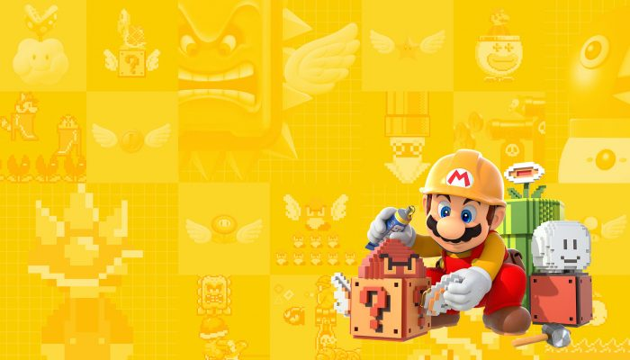 NoE: 'Explore the world of Super Mario Maker at the brand new website!'