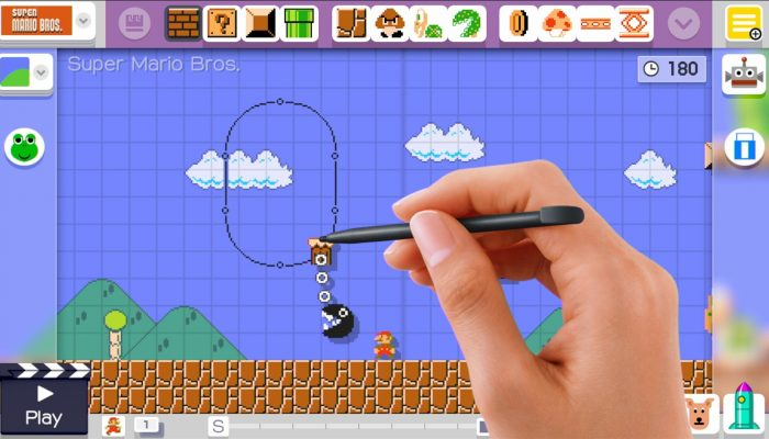 NoA: 'Create Super Mario Bros. Levels and Share Them with the World in Super Mario Maker'