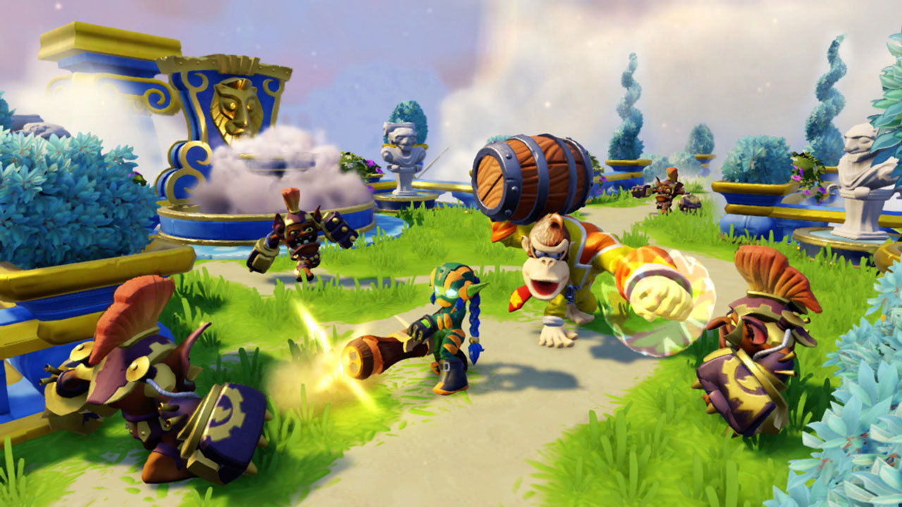 Nintendo eShop Downloads North America Skylanders SuperChargers