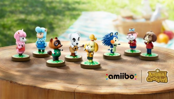 NoE: 'Be the life of the party with Animal Crossing: amiibo Festival, coming to Wii U on November 20th'