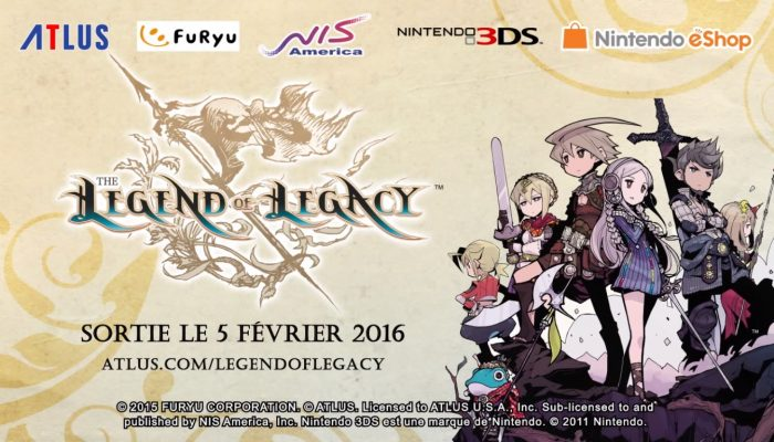 The Legend of Legacy – Bande-annonce Meurs et Bianca
