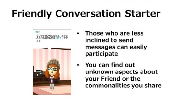 "Nintendo Q2 FY3/2016 Corporate Management Policy Briefing, Part 10: ""What Is Miitomo?"""
