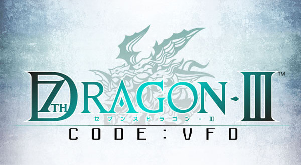 Media Create Top 20 7th Dragon III Code VFD