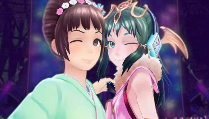 Shin Megami Tensei X Fire Emblem – Mamori Minamoto Character Trailer