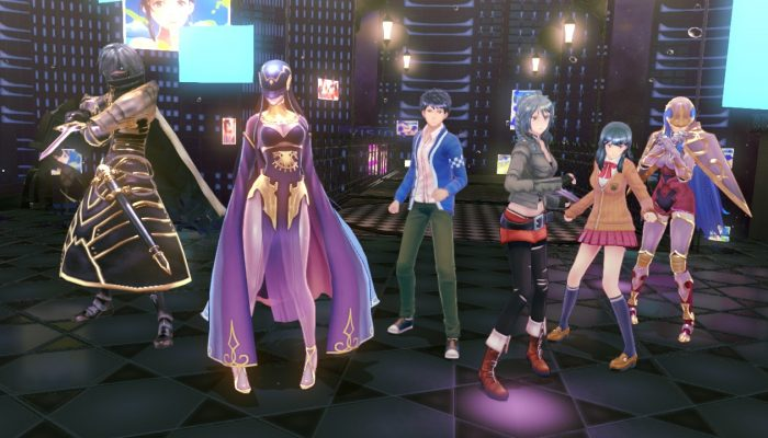 Shin Megami Tensei X Fire Emblem – New Mirages and Characters Art and Screenshots