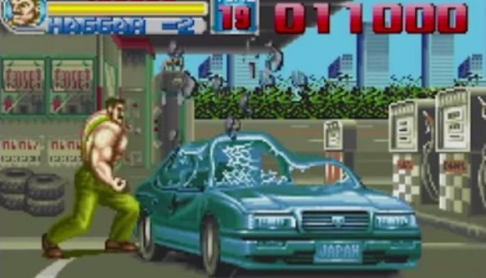 Final Fight One – Virtual Console Trailer