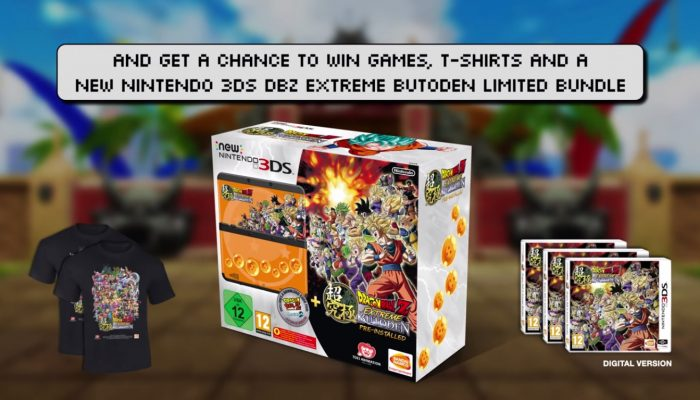 Dragon Ball Z: Extreme Butoden – Fight with Tweets!
