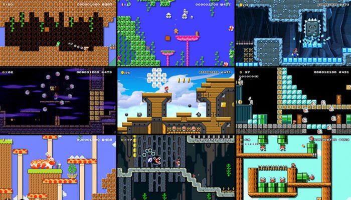 NoA: 'Essential Super Mario Maker courses'