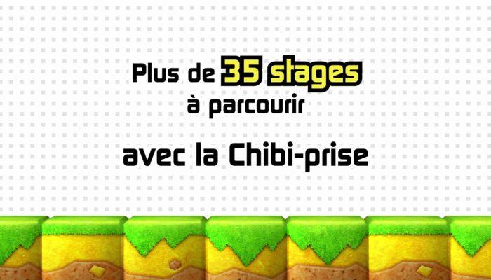 Chibi-Robo ! Zip Lash – Bande-annonce vue d'ensemble