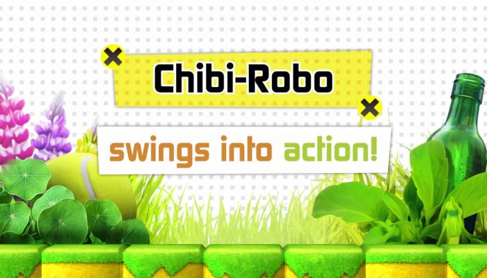 NoE: 'Plug in to Chibi-Robo! Zip Lash, the most electrifying adventure on Nintendo 3DS'