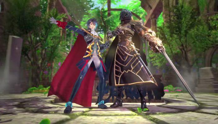 Shin Megami Tensei X Fire Emblem – Itsuki Aoi Character Trailer