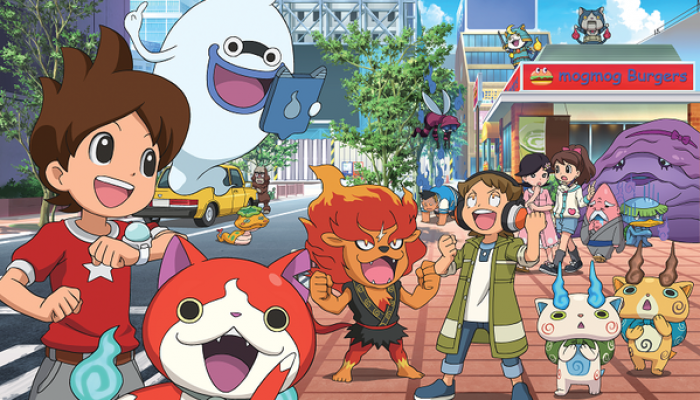 Yo-kai Watch demo coming to North America on October 22