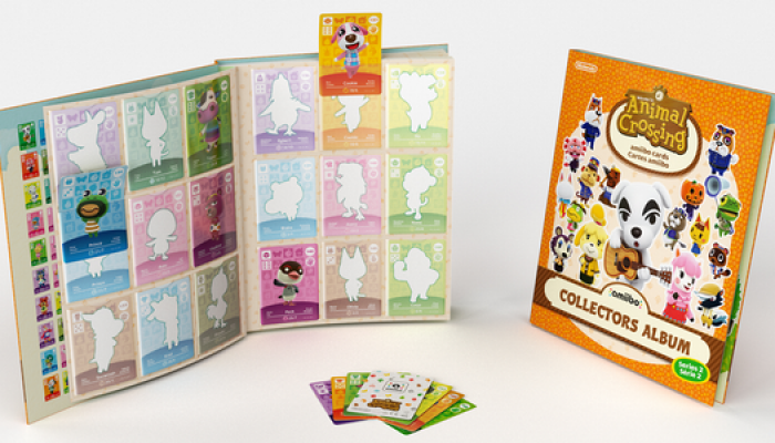 Series 2 Animal Crossing amiibo cards launching November 20 in Europe
