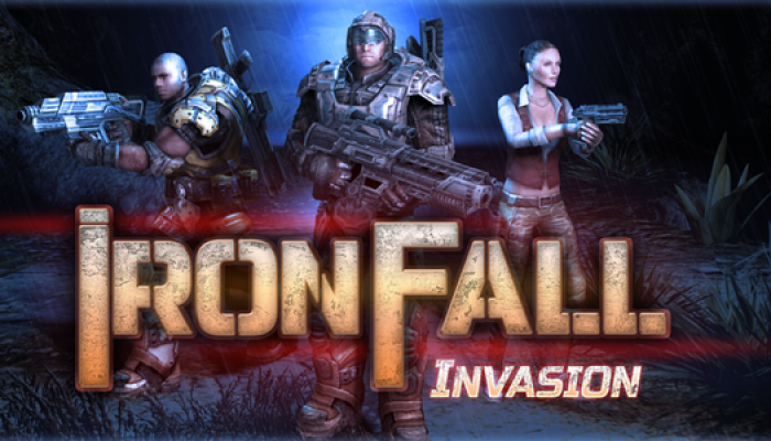 IronFall Invasion back on the European eShop