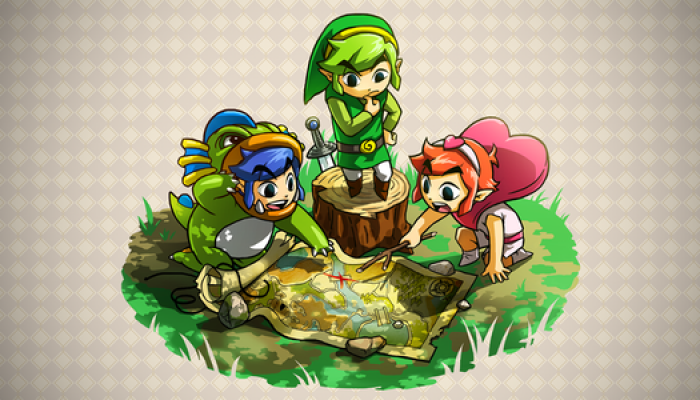 The final Tri Force Heroes demo session begins Saturday at 9 AM in Europe