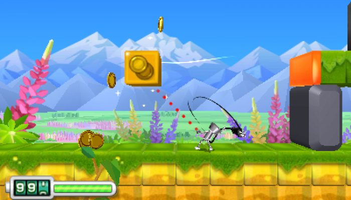 Chibo-Robo! Zip Lash – Latest Japanese Screenshots