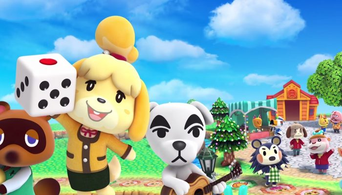 Animal Crossing: amiibo Festival – Japanese Overview Trailer