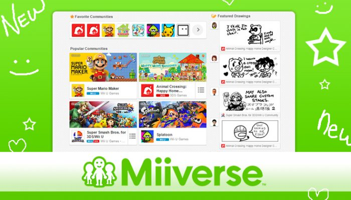 NoA: 'A new look for Miiverse–and new ways to keep up with what's hot!'