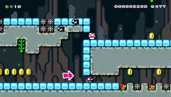 Super Mario Maker – Créations de l'ISART Digital pour la Super Mario Maker Academy