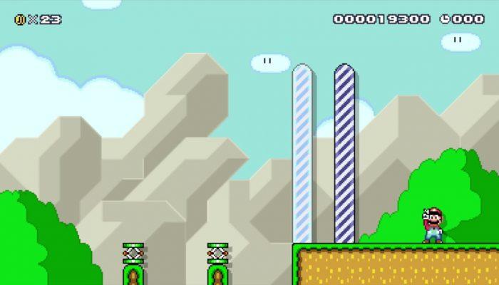 Super Mario Maker – Créations de Supinfogame Rubika pour la Super Mario Maker Academy