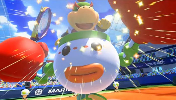 Mario Tennis: Ultra Smash – Monsters of the Court Trailer