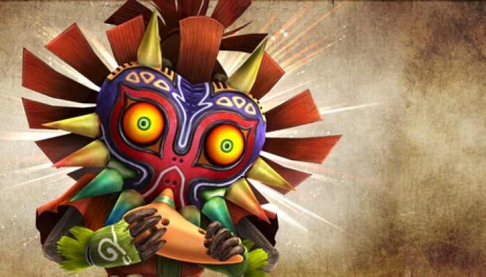 Skull Kid playable in Hyrule Warriors Legends